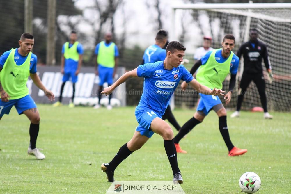Entrenamiento Independiente Medellin 3