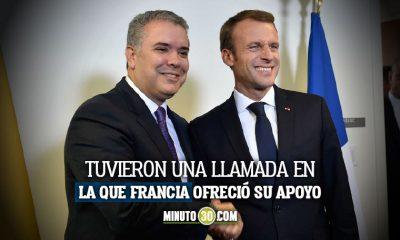 Colombia se uniría con Francia para producir vacunas Covid