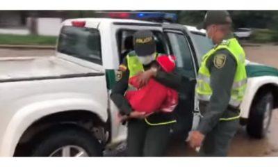 ¡Lamentable! Dos bebés indígenas fueron abandonados en una vía del Guaviare