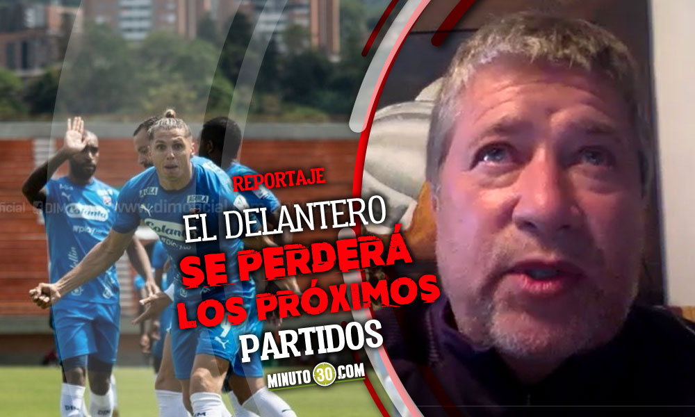 Hernan Dario Gomez conto cual es el tiempo aproximado de incapacidad de Agustin Vuletich
