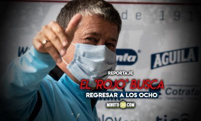 Hernan Dario Gomez pidio paciencia para Independiente Medellin