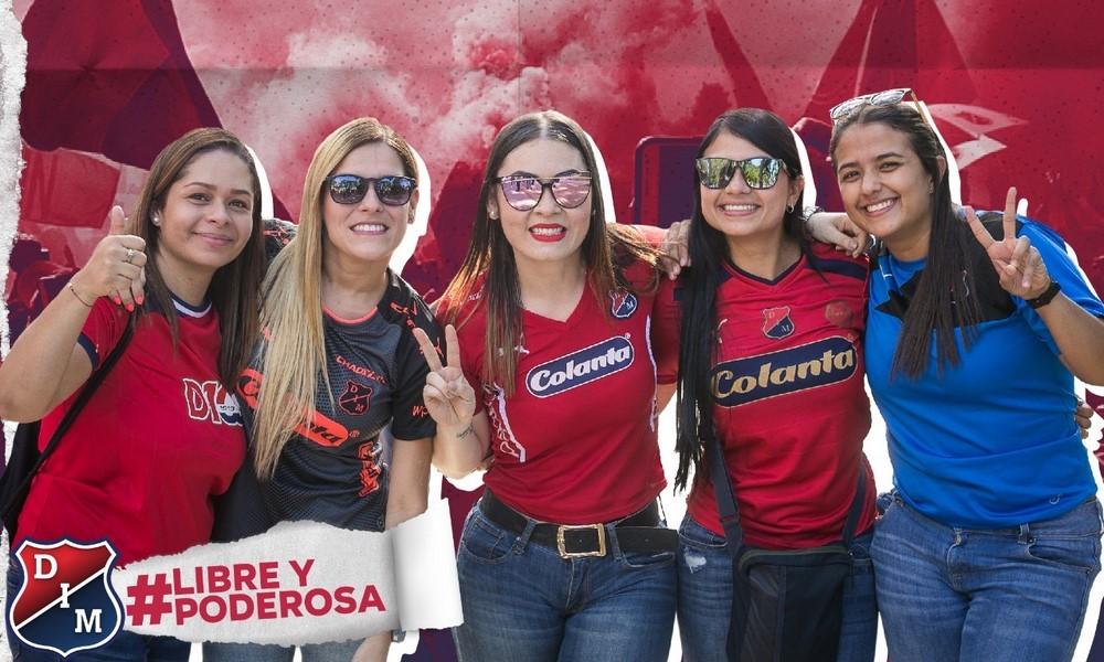Hinchas Independiente Medellin