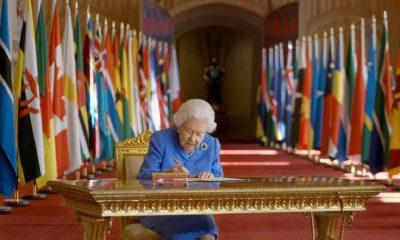 La reina Isabel II responde con un mensaje conciliador a Harry y Meghan