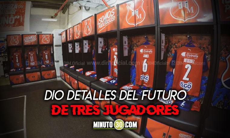 Independiente Medellin anuncio movimientos en la institucion