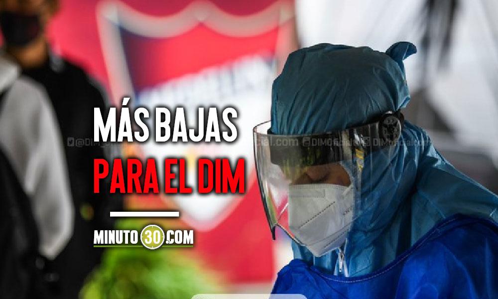 Independiente Medellin anuncio positivos de Covid 19 en antesala de partido con aguilas