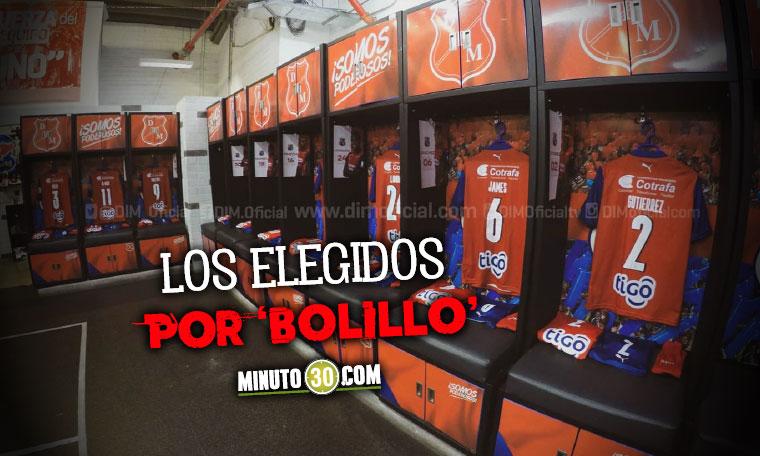 Independiente Medellin definio nomina para enfrentar a La Equidad