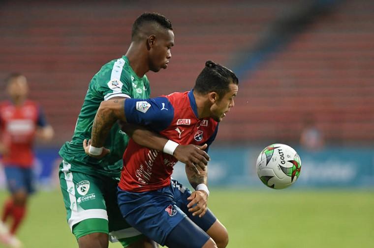 Independiente Medellin vs La Equidad fecha 11 de la Liga 2021 1