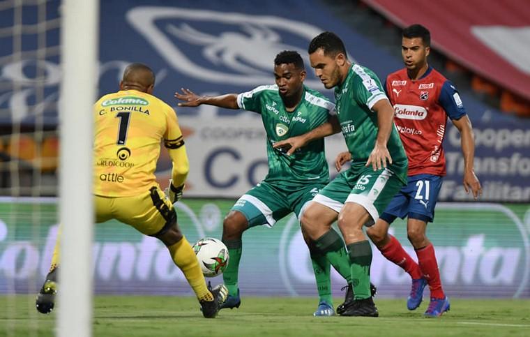 Independiente Medellin vs La Equidad fecha 11 de la Liga 2021 10