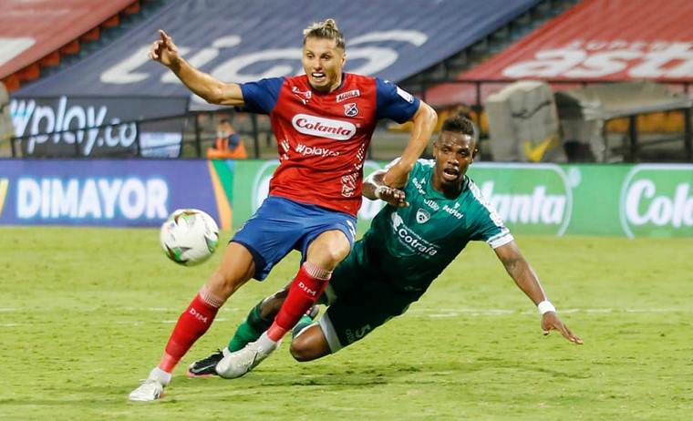 Independiente Medellin vs La Equidad fecha 11 de la Liga 2021 3