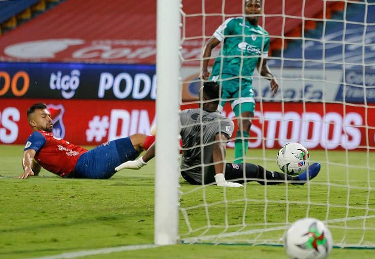 Independiente Medellin vs La Equidad fecha 11 de la Liga 2021 4