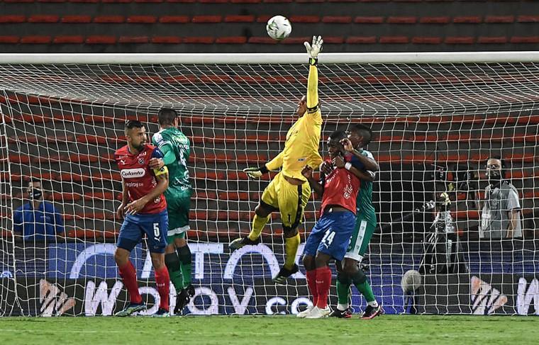 Independiente Medellin vs La Equidad fecha 11 de la Liga 2021 5