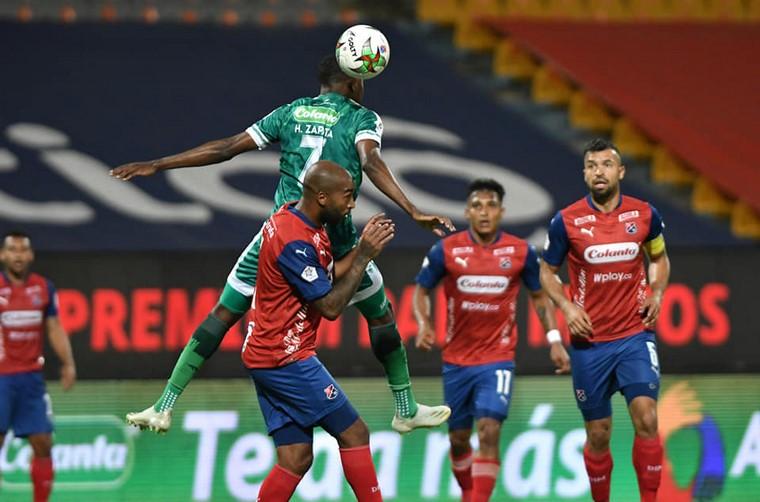 Independiente Medellin vs La Equidad fecha 11 de la Liga 2021 7