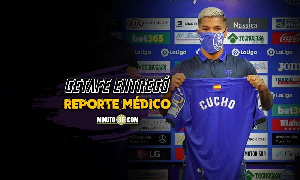 Juan Camilo Hernandez fue operado en Espana 2