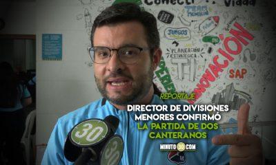 Juveniles de Independiente Medellin rumbo al balompie internacional