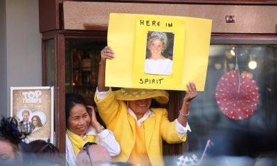 El espectro de Lady Di reaparece entre los muros de Buckingham