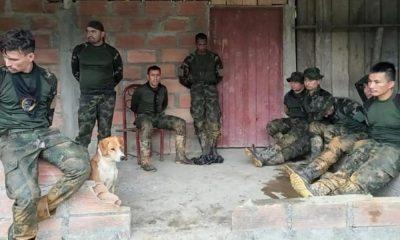 Fueron liberaron los soldados retenidos por indígenas en el Chocó