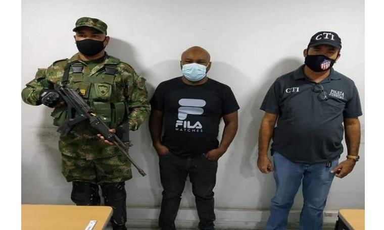 ¡A responder! Locutor que agredió a una mujer fue capturado en Barranquilla