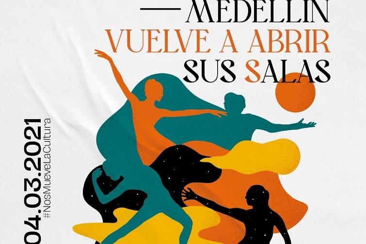 Reabren las salas de teatro en Medellín: la apertura será en el Teatro Pablo Tobón Uribe