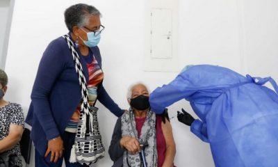 Vacunación Covid en Manizale