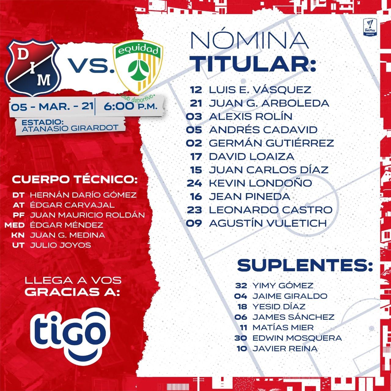 Medellin nomina