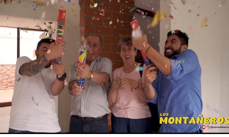 """""""Los Montañeros"""" estrenan 'casita' propia"""