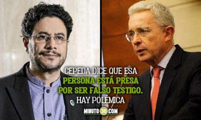 Nuevo testigo en caso contra Uribe dice que Juan Guillermo Monsalve le pidio hablar mal del expresidente
