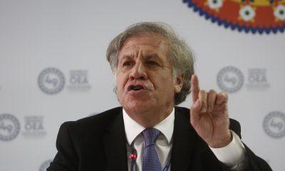 OEA pide liberar a detenidos en Bolivia