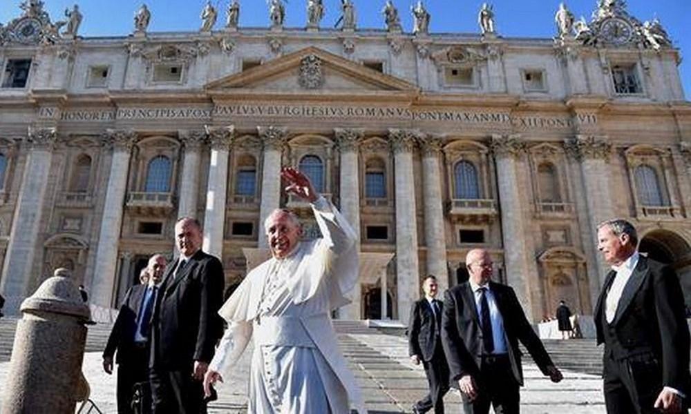 Papa Vaticano EFE