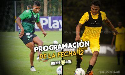 Partidos de los equipos de Antioquia los mas llamativos de la programacion del fin de semana en la Liga