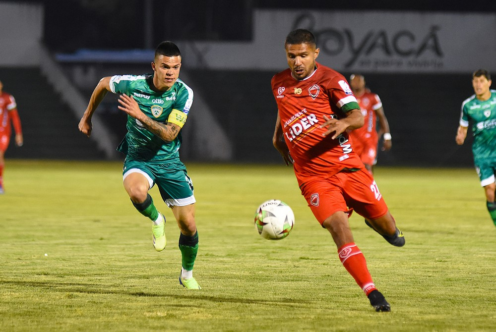 Patriotas vs La Equidad 2