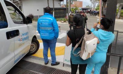 Mujer pedía desvinculación de la Policía por quebrantos de salud