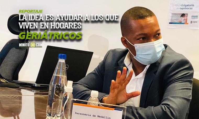 Personeria adelanta piloto en Medellin para garantizar atencion en salud a los adultos mayores