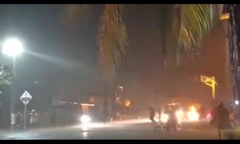 Video: Asonada contra la fuerza pública en La Pintada habría desatado un tiroteo en el que una persona murió