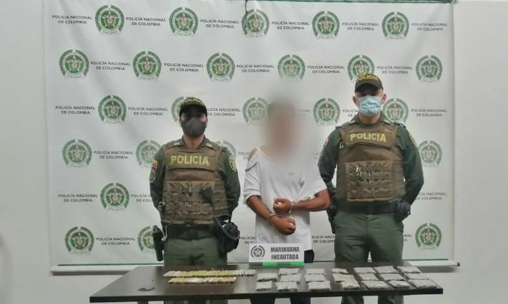 Policía de Medellín