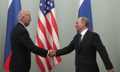 """Putin le desea """"buena salud"""" a Biden tras calificarle éste de """"asesino"""""""