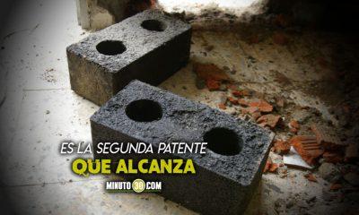 Que tesos Colegio Mayor patenta un bloque de asfalto realizado con residuos que ayuda al medio ambiente
