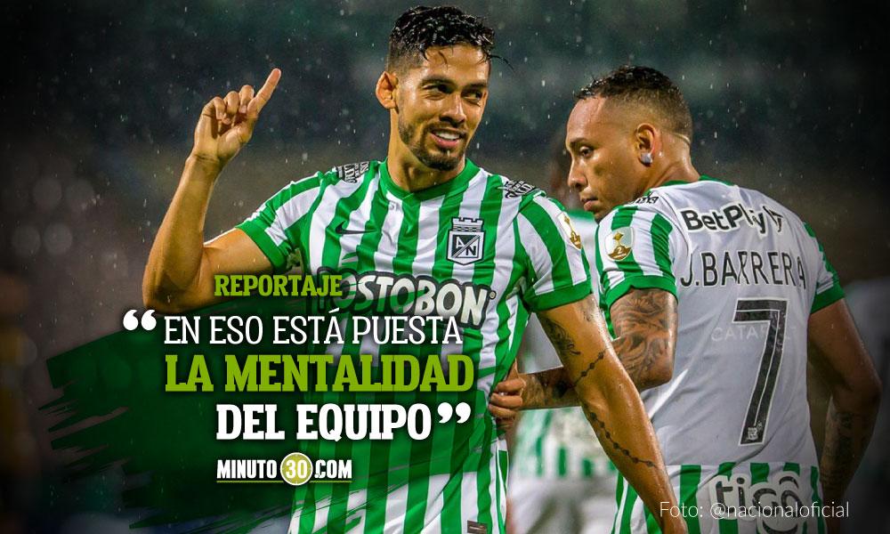 Queremos ganar la Copa Libertadores Andres Andrade