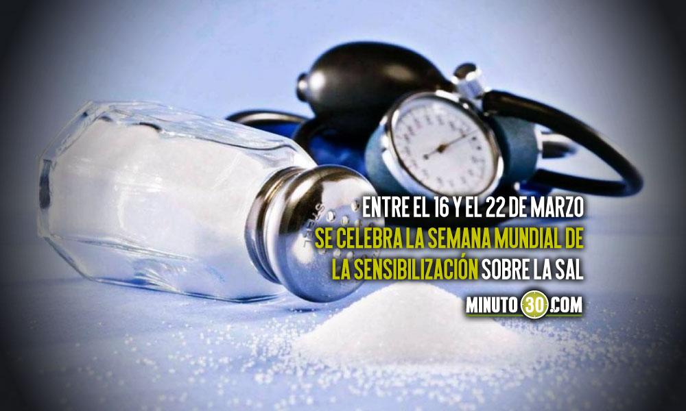 MinSalud y semana mundial de la sensibilización sobre el consumo de sal