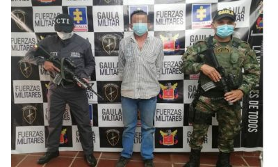 Video: Fue enviado a la cárcel un sujeto señalado de secuestrar a un ganadero del Cesar