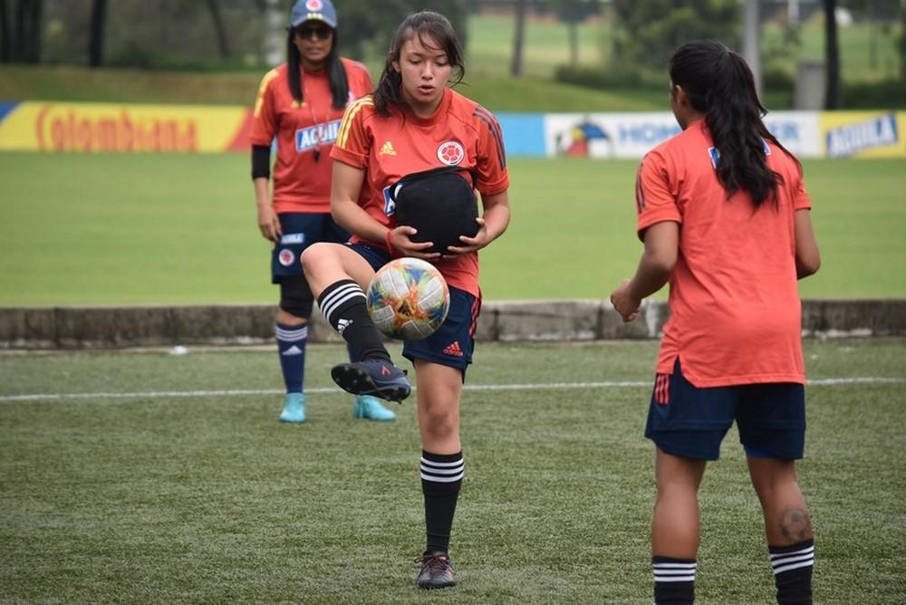 Seleccion Colombia Sub 20 femenina 6 Copiar
