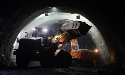 Túnel del Toyo llegó al 50% de excavación