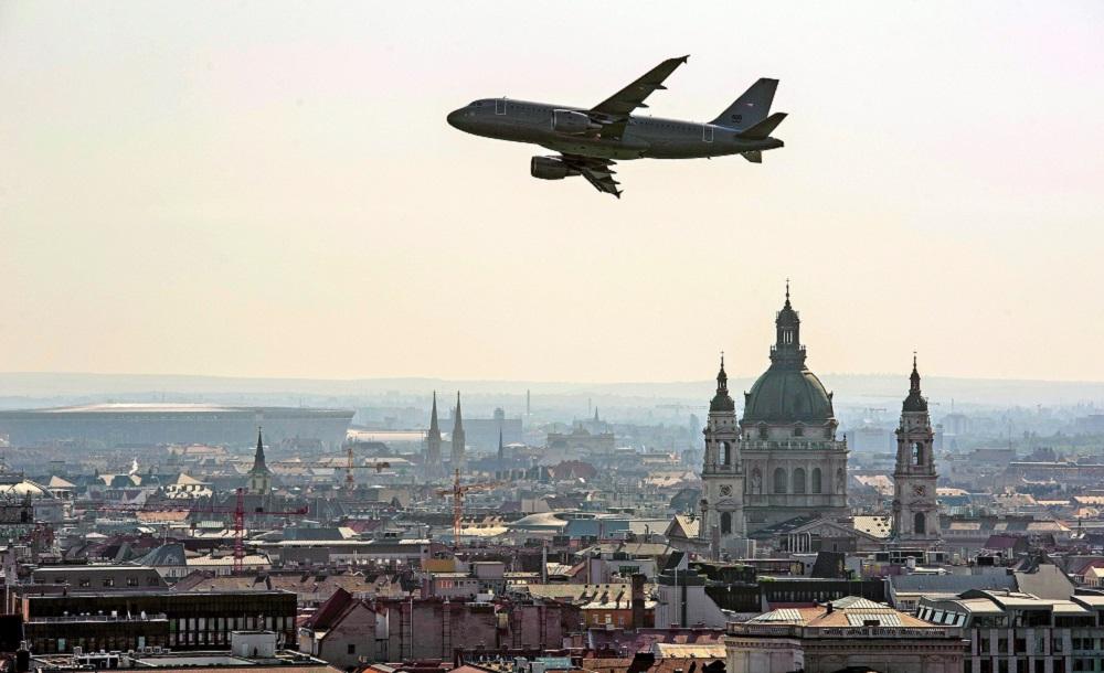 Airbus experimenta el aceite de fritura como carburante único de los aviones
