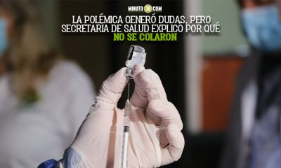 Veeduria denuncia que en Sabaneta colaron a unas personas para la vacuna pero ya explicaron que paso
