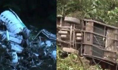Sobreviviente de siniestro de Chapecoense iba en bus que se accidentó en Bolivia y se salvó