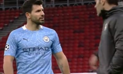 "Agüero se queja de sus compañeros del City: ""No me pasan la pelota"""