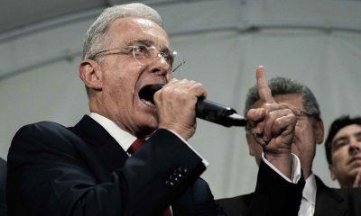 Uribe lanza alerta sobre presencia de FARC en Sucre