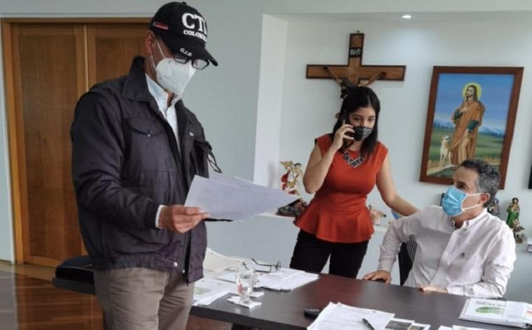 Alcalde de Medellín reacciona a nueva captura contra el gobernador Aníbal Gaviria