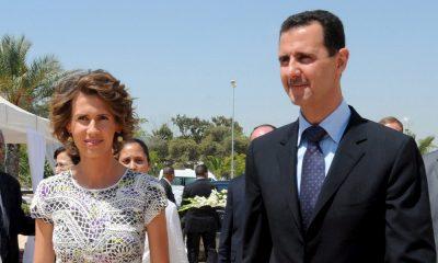 Bachar al Asad y su esposa dan positivo en covid-19