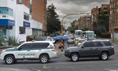 balacera Bogotá