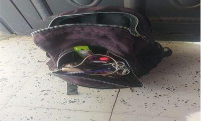 ¡Tan tonto! Sujeto ingresó a robar a una vivienda en Bello y dejó olvidado su bolso, con la cédula y hasta el celular